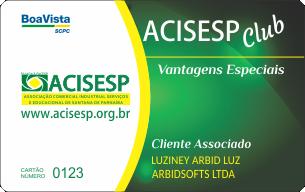 Cartão ACISESP Club